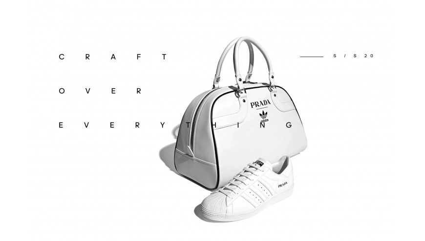 Prada for Adidas: arrivano le sneakers limited edition